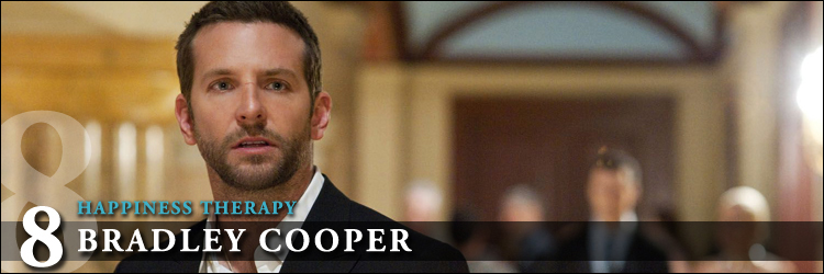 Top acteurs 2013 silver linings playbook