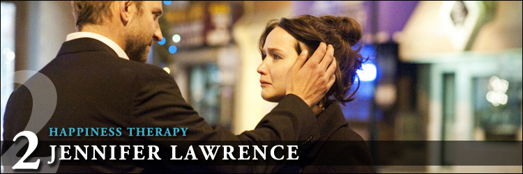 Top actrices 2013 silver linings playbook