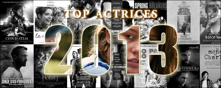 Top actrices 2013