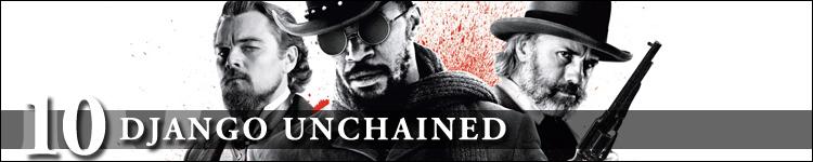 Top cinéma 2013 django unchained