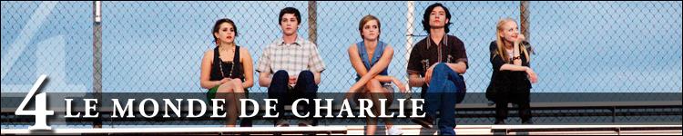 Top cinéma 2013 le monde de charlie