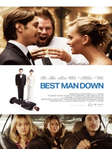 Affiche best man down