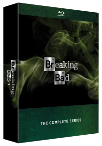 Coffret intégral br breaking bad 5 saisons