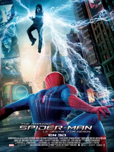 Affiche fr the amazing spider-man 2