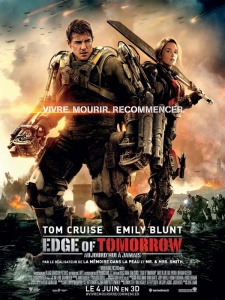 Affiche fr edge of tomorrow