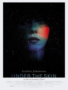 Affiche fr under the skin