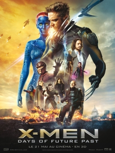 Affiche x-men - days of future past