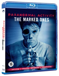 BR paranormal activity - the marked ones