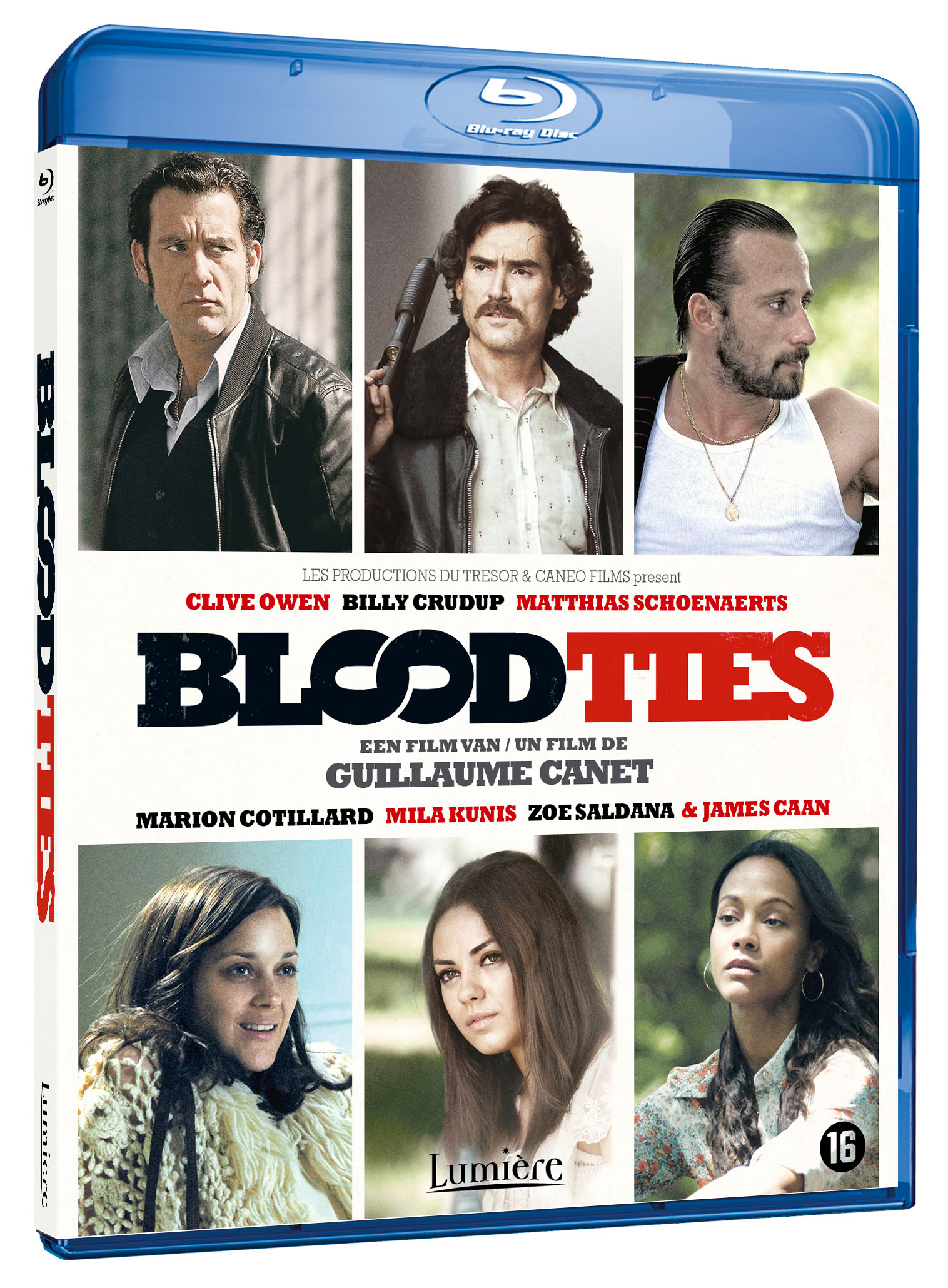 [Test Blu-ray] Blood Ties | Cinérama