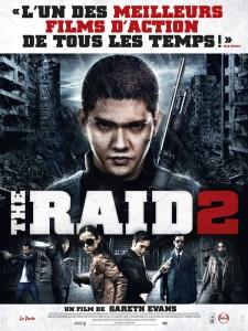 Affiche fr the raid 2
