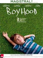 Affiche petite boyhood