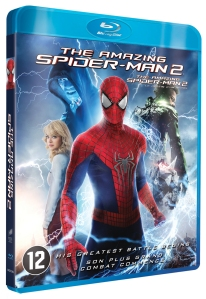 BR the amazing spider-man 2