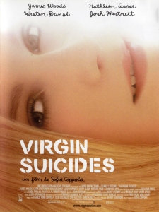 Affiche virgin suicides
