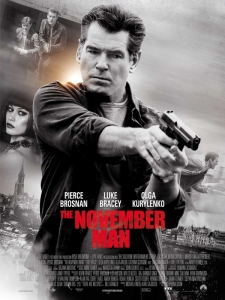 Affiche the november man