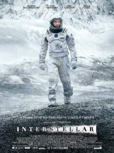 Affiche interstellar