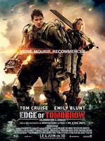 Affiche fr petite edge of tomorrow