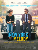 Affiche petite new york melody