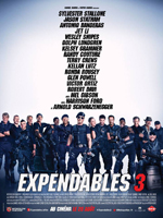 Affiche petite the expendables 3