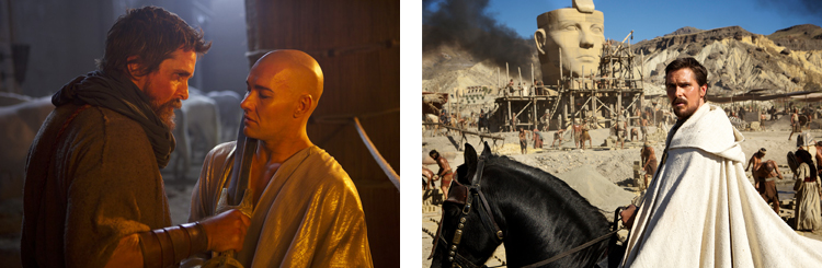 Photo exodus - gods and kings