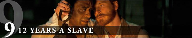Top cinéma 2014 12 years a slave