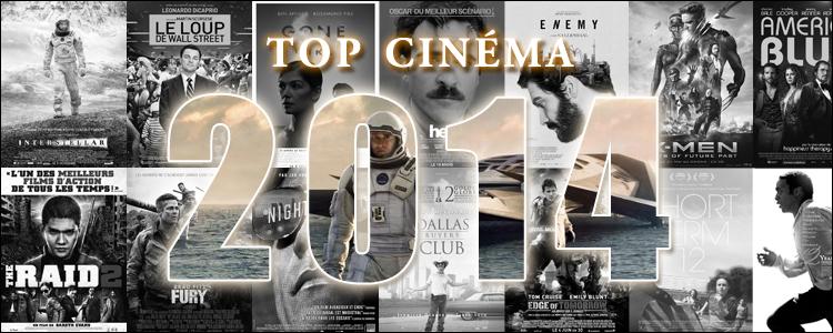 Top cinéma 2014