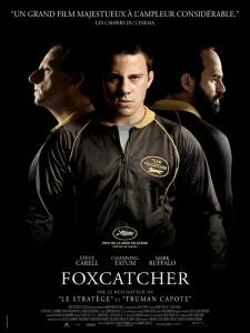 Affiche fr foxcatcher