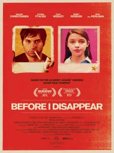 Affiche us before i disappear