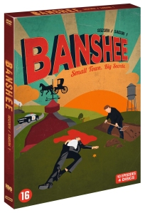 DVD banshee saison 1