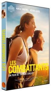 DVD les combattants