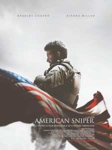 Affiche american sniper