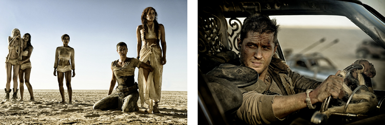 Photo mad max - fury road