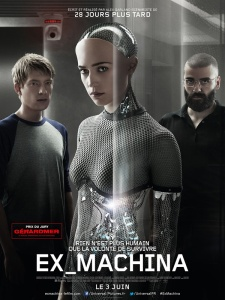 Affiche fr ex machina