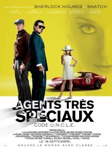 Affiche agents très spéciaux - code uncle