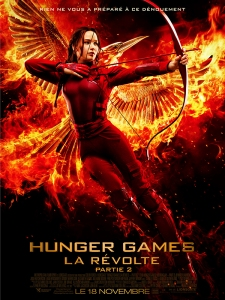 Affiche hunger games 3-2