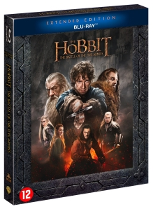 BR the hobbit 3 version longue