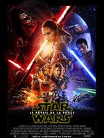 Affiche fr petite star wars VII - le réveil de la force