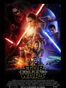 Affiche fr star wars VII - le réveil de la force