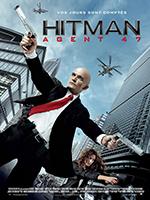 Affiche petite hitman - agent 47