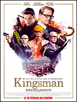 Affiche petite kingsman