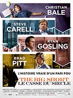 Affiche petite the big short - le casse du siècle