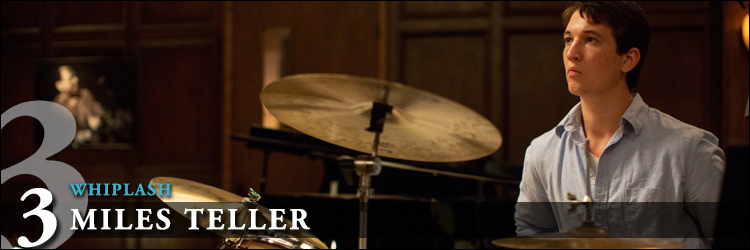 Top acteurs 2015 whiplash bis