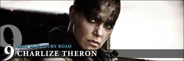 Top actrices 2015 mad max - fury road