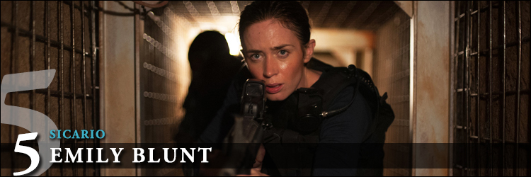 Top actrices 2015 sicario