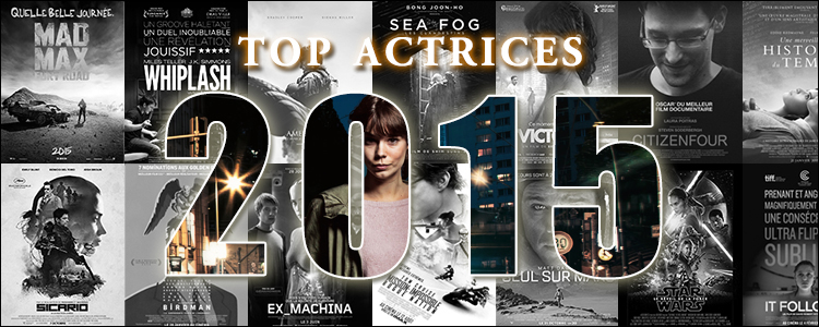 Top actrices 2015