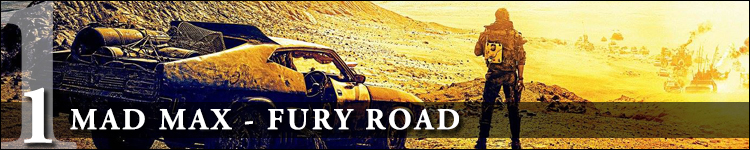 Top cinéma 2015 mad max - fury road