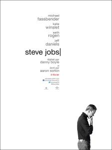 Affiche steve jobs