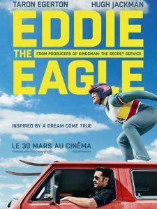 Affiche eddie the eagle