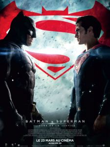 Affiche fr batman v superman