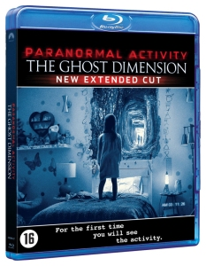 BR paranormal activity - ghost dimension
