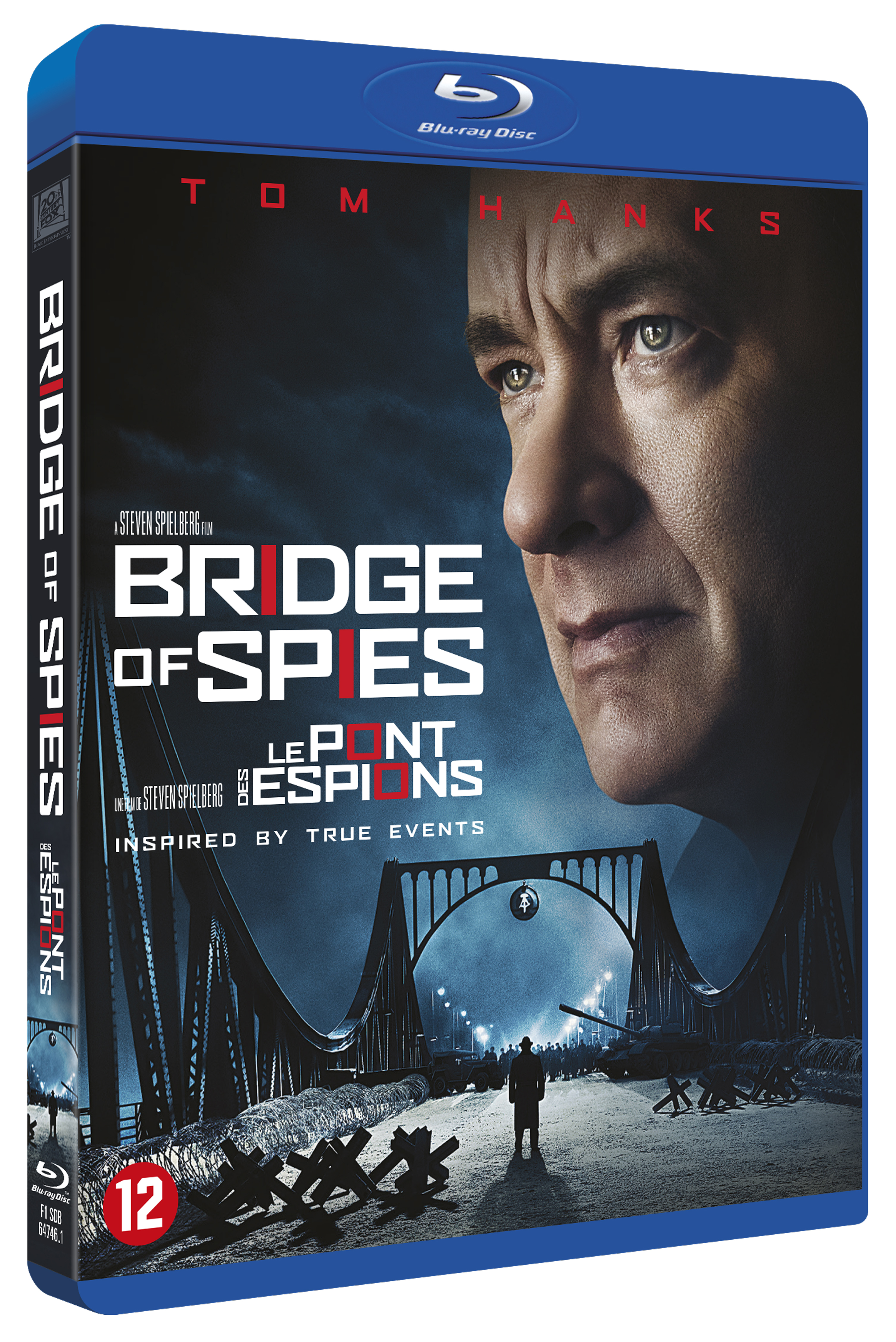 Test Blu Ray Le Pont Des Espions Cinerama